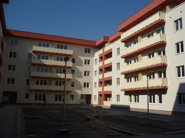 Bytový dom  Bakossova, Banská Bystrica
